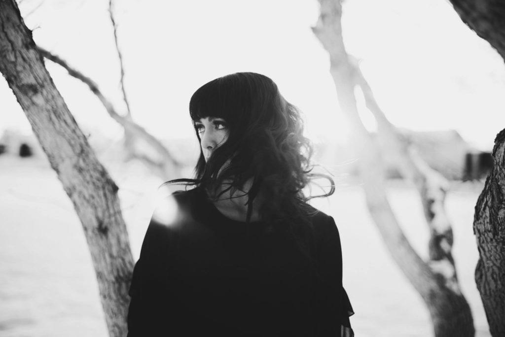 Jessica Frech by Roxana Baker